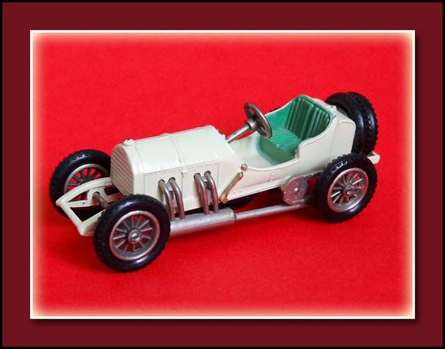 1908 Mercedes