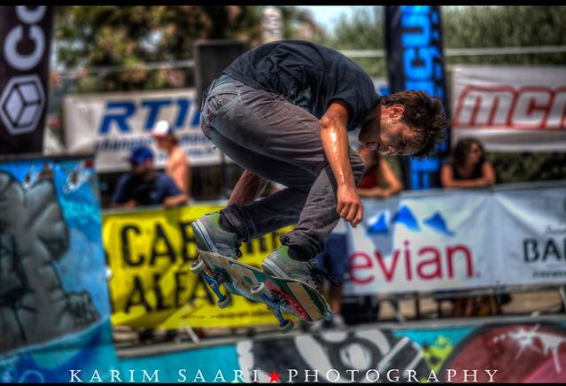 ★ Ivan Rivado, Marseille, Sosh Freestyle Cup (World Cup Skateboarding) ~ Karim SAARI ©