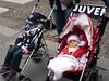 Turín v den vítězství Juve, foto: Petr Nejedlý