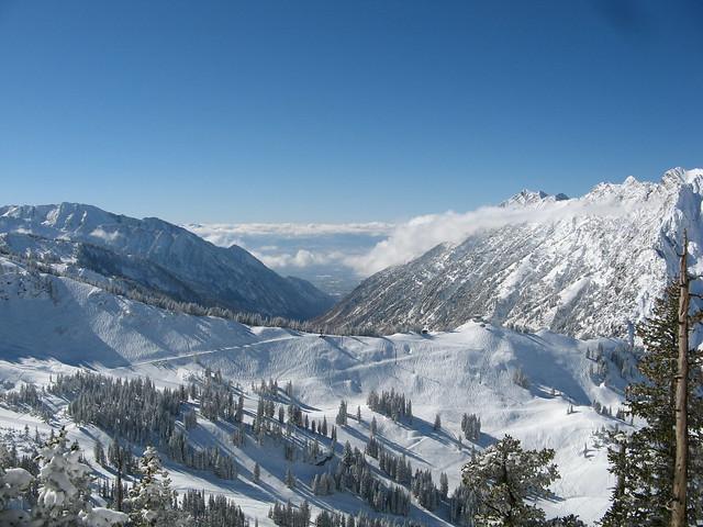 Alta Ski Area, Alta Utah