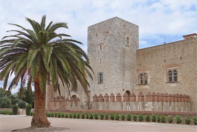 Le Palais des Rois de Majorque (Perpignan)