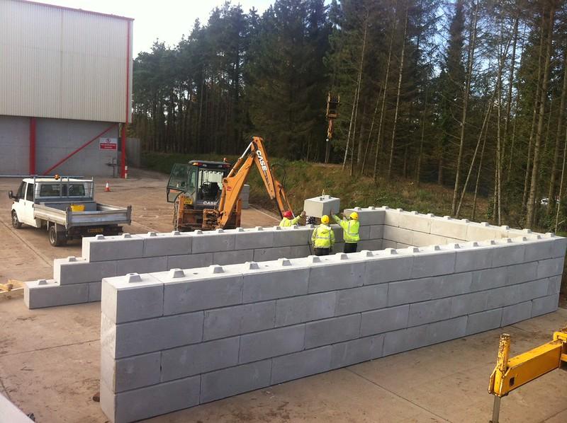 Lego - Bunker Walls - TG Group A