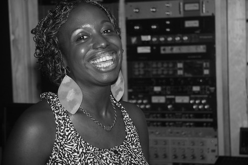Brandee Younger @ The Bunker Studio | by Donald was a loving man. He will be missed.