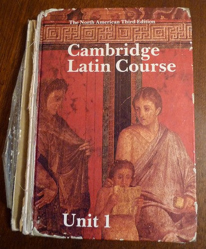 My old Latin text book | by pigdump