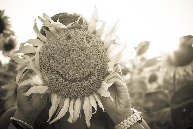 ¡Sonrie!