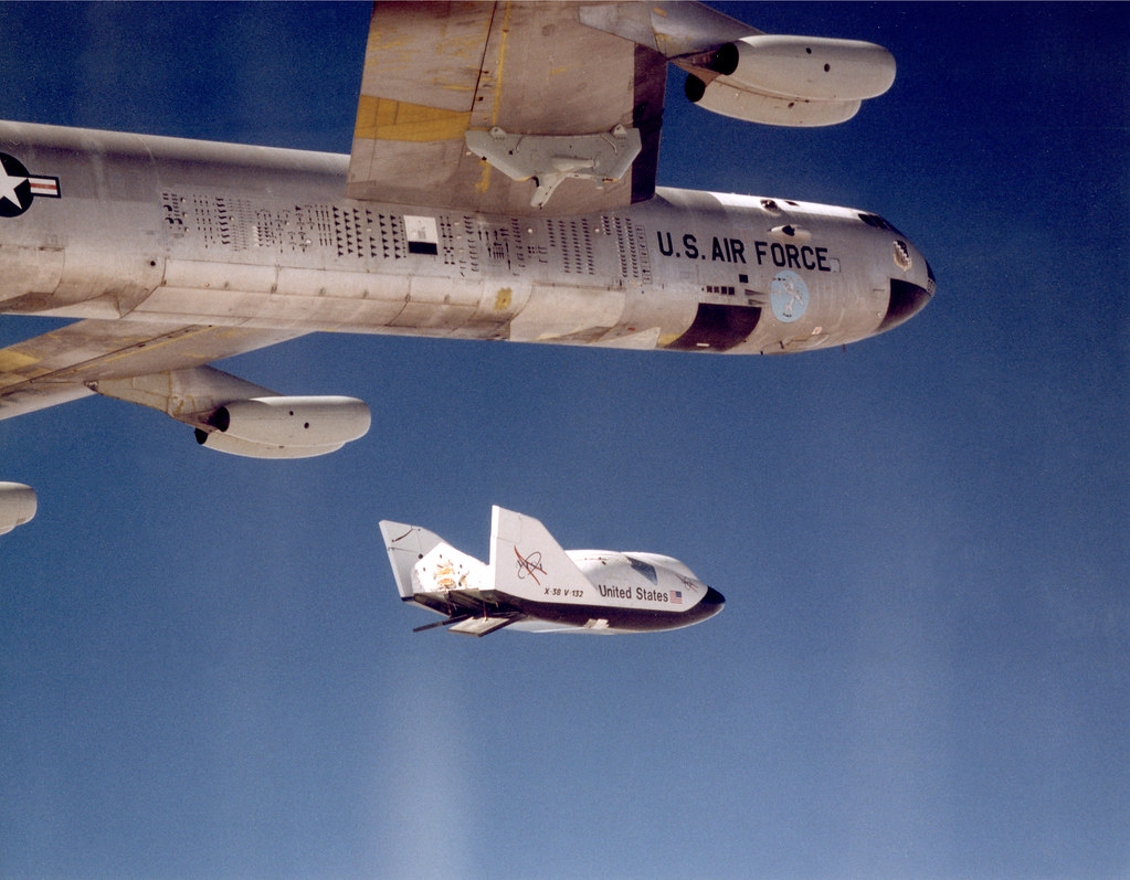 air force 1 x nasa