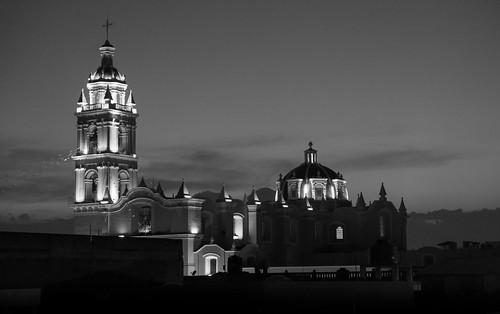 Parroquia San Pedro Cholula