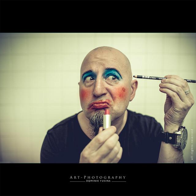 Self Make-up | Make-up, it's easy !
