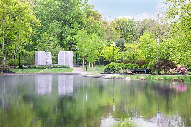 The Massachusetts Vietnam Veterans' Memorial