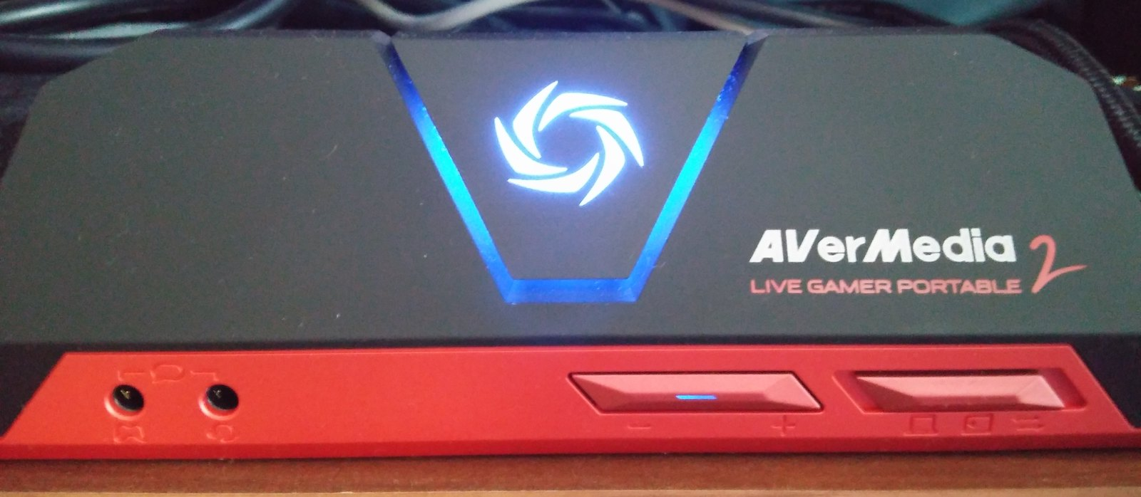 AVerMedia Live Gamer Portable 2 an