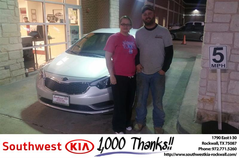 Southwest Kia Rockwall >> Happybirthday Jason From Everyone At Southwest Kia Rockwa