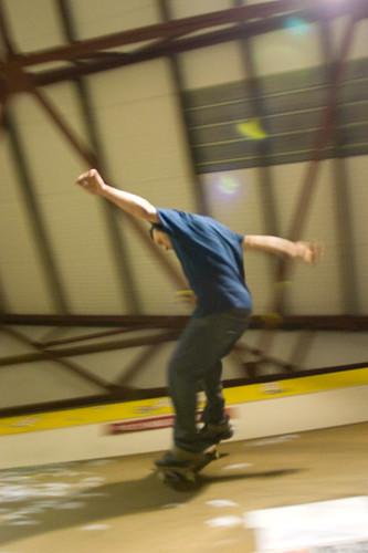 Skateboarder | by alan-evans