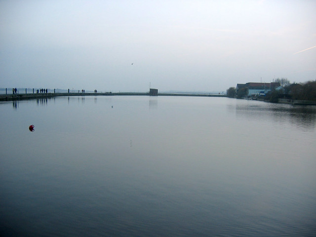 Emsworth Tidal Mill Pond