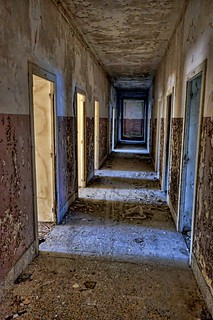 Hallway | by Uros P.hotography