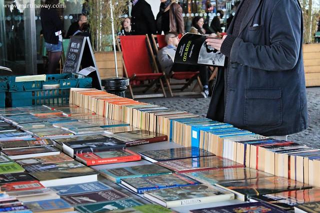 Riverside Book Market,  mercati di Londra