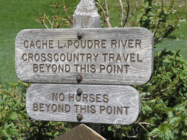 Cache de la Poudre River