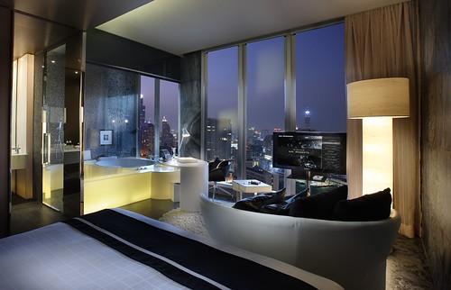 Water Element Room   by SofitelSoBangkok