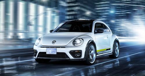 2015 VW Beetle_R-Line concept - 01 | by Az online magazin