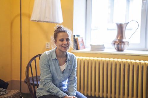 Sara Puchowska - V zdravém těle zdravý duch - přednáška