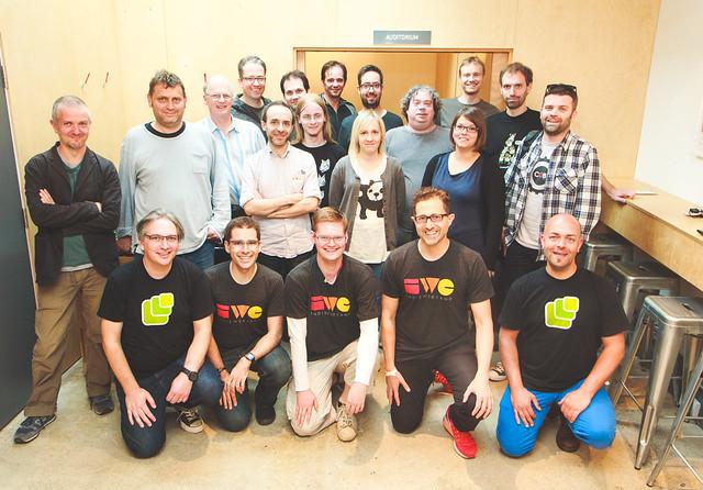 IndieWebCamp Brighton 2016