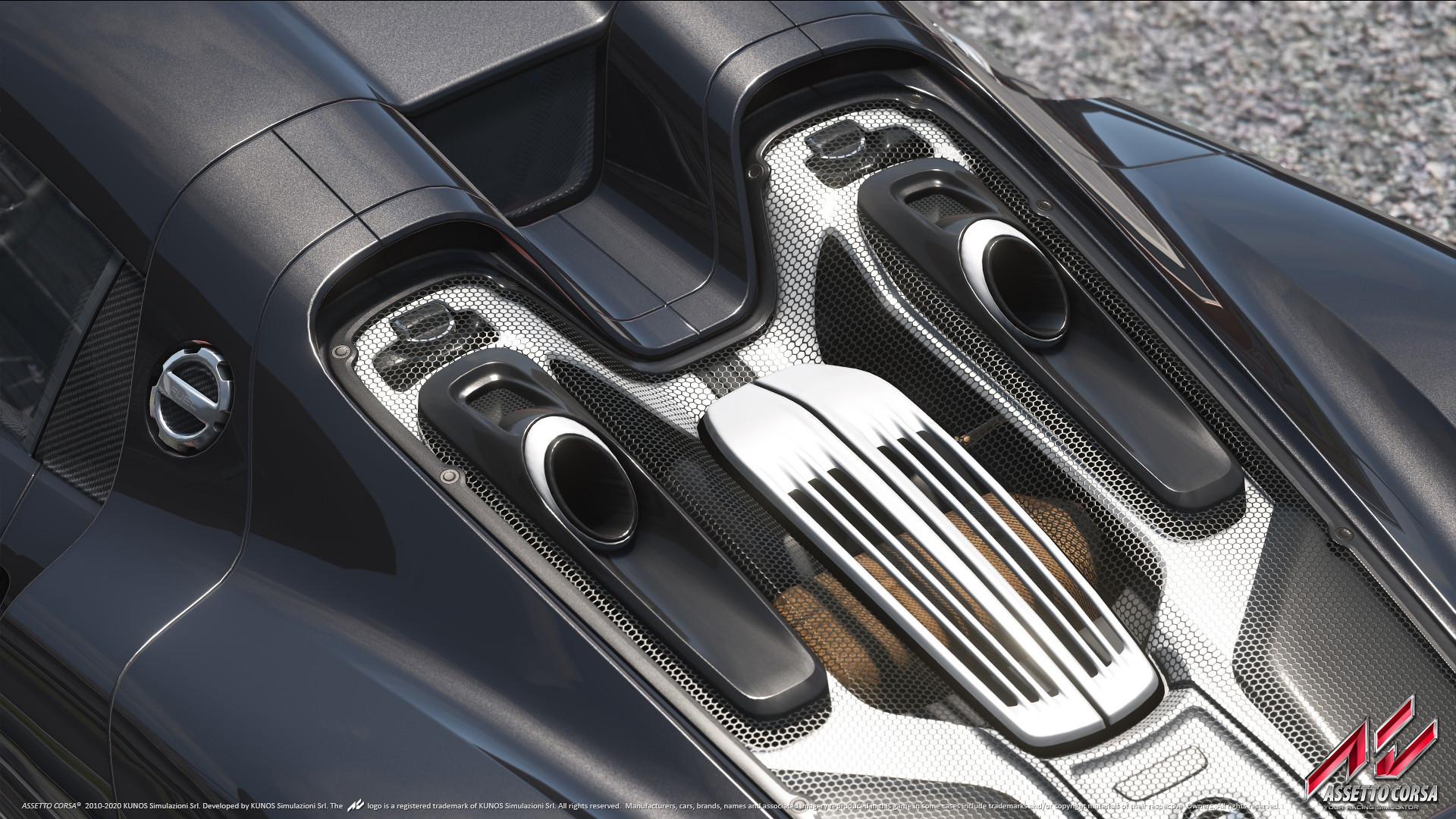 Porsche DLC 17