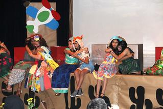 """""""A Pequena Princesa do Agreste""""- Teatro Teen Integral (nov/16)"""