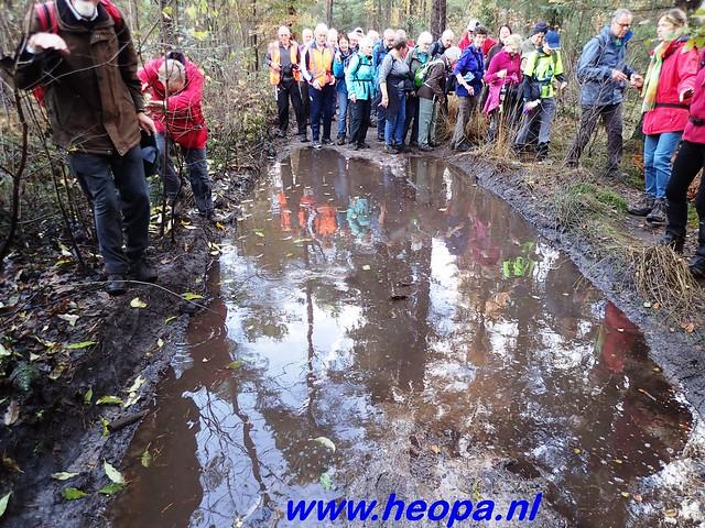 2016-11-16    3e Rondje-WolfHeze   25 Km  (129)