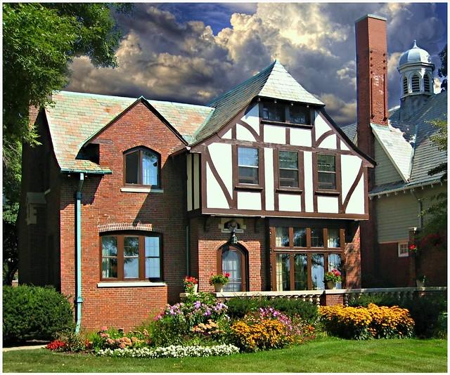 2348 N Terrace Ave Milwaukee Wi ~ Tudor Style ~ Historical District