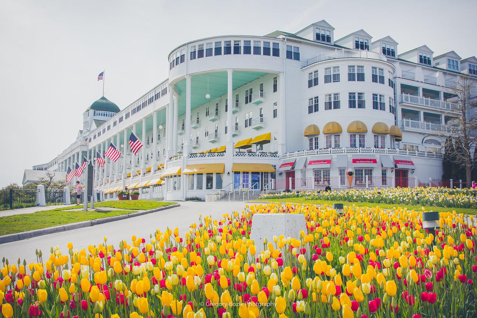 Grand Hotel (Mackinac Island) - May 2013