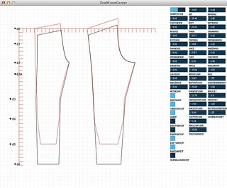 Open Fit Lab: Elena's pattern