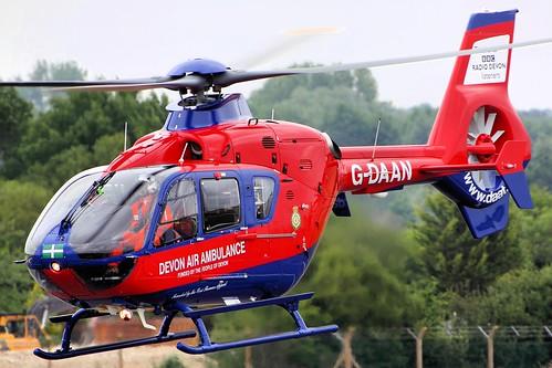 EC135 - RIAT 2013 | by Airwolfhound