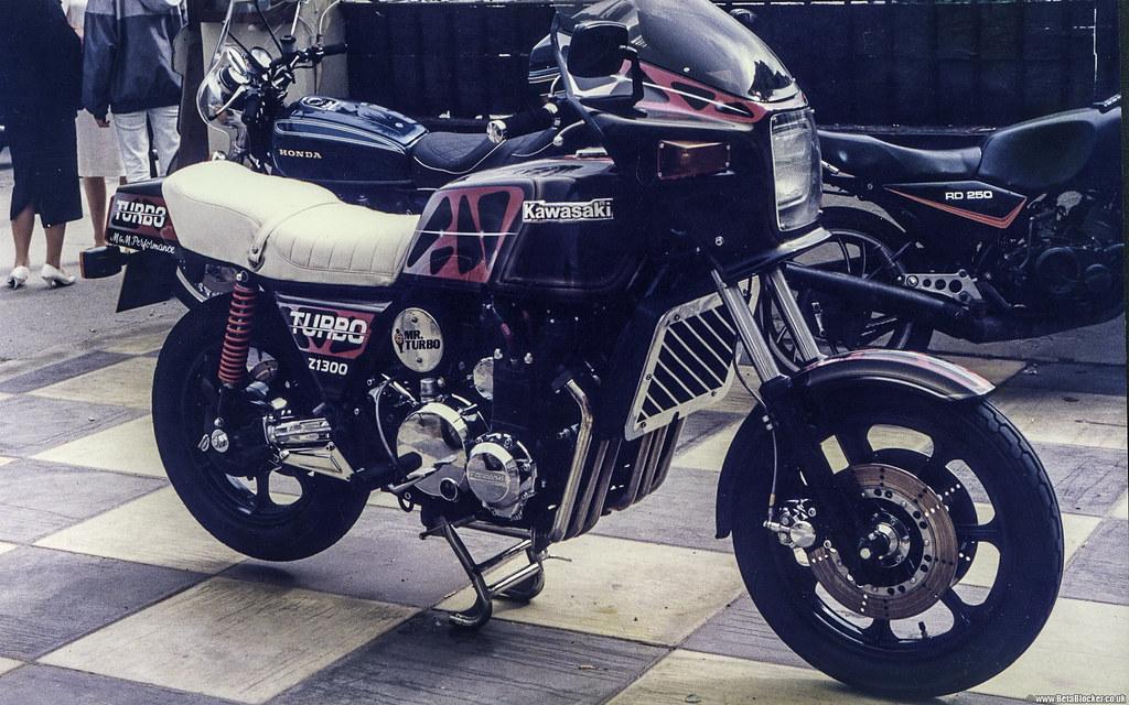Kawasaki Z1300 MR Turbo | Betapix | Flickr