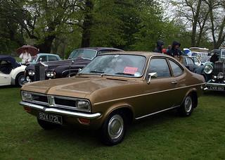 1972 Vauxhall Firenza 1256cc   by Spottedlaurel