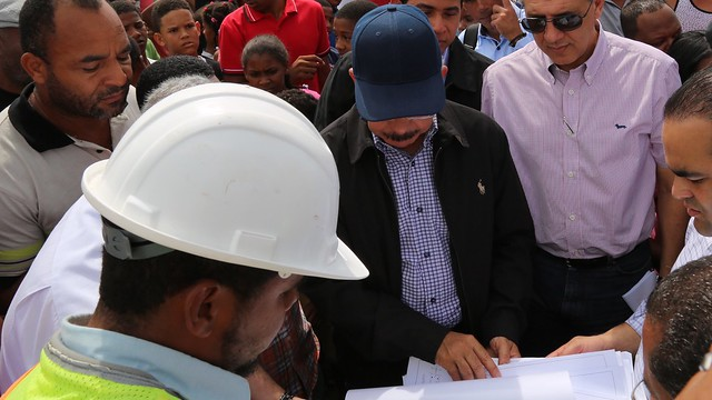 Cuatrienio del Agua: Danilo promete en Visita Sorpresa plan de reforestación Sabana Yegua