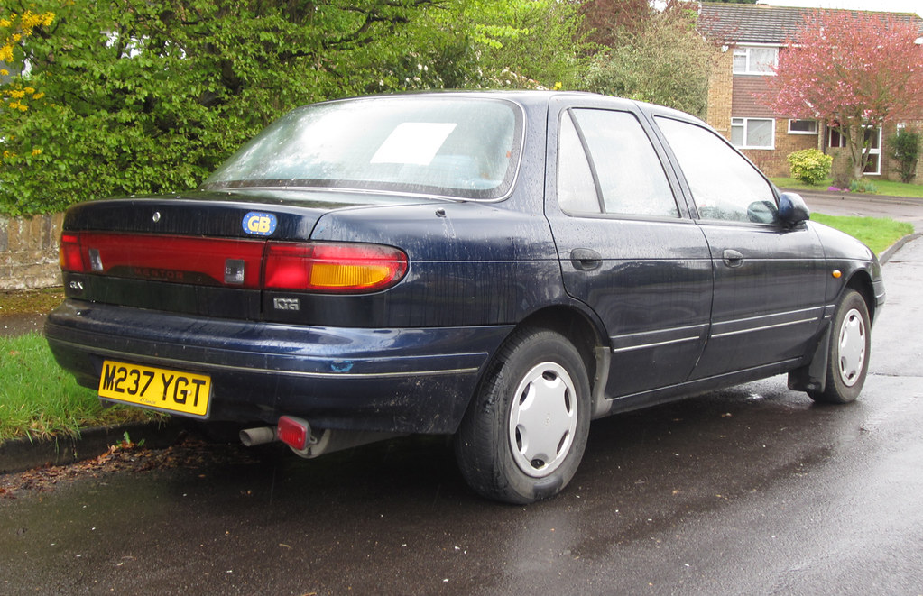 Kia Of Mentor >> 1994 Kia Mentor Glx A Very Nice Car The Enquiry Is Comple