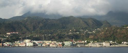 cruise sea celebrity caribbean equinox dominica roseau celebritycruises 2013