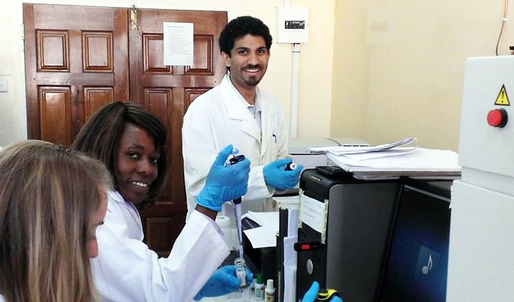 MPH Global Health Practicum in Zambia
