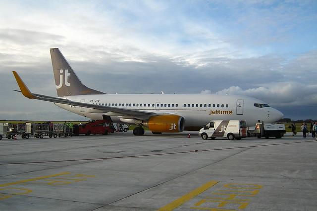 Jettime 737