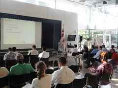 Anacostia EA public meeting