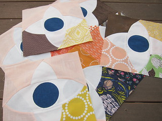 Meadows Quilt WIP | by Everyday Fray
