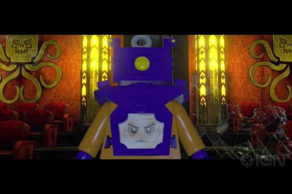 Lego Arnim Zola