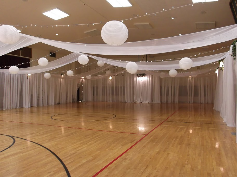 Lds Wedding Reception Ideas Cultural Hall Decorating