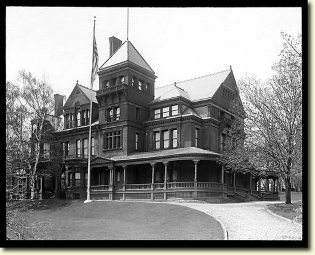 Governor S Executive Mansion 1925 Albany Ny 1920s Albanygroup