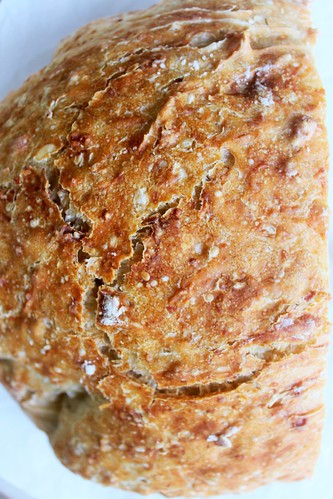 No-knead oatmeal bread-IMG_7187 | by LifesLittleSweets