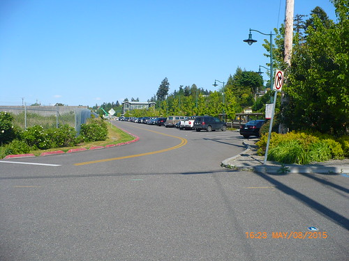 Mukilteo Station at 4:23 PM, 8 May 2015