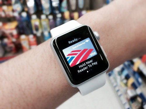 APPLE WATCH - APPLE PAY | by shinya