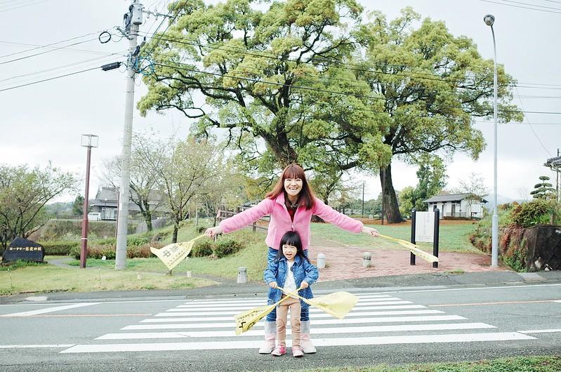 橫斷中~Mother & Daughter