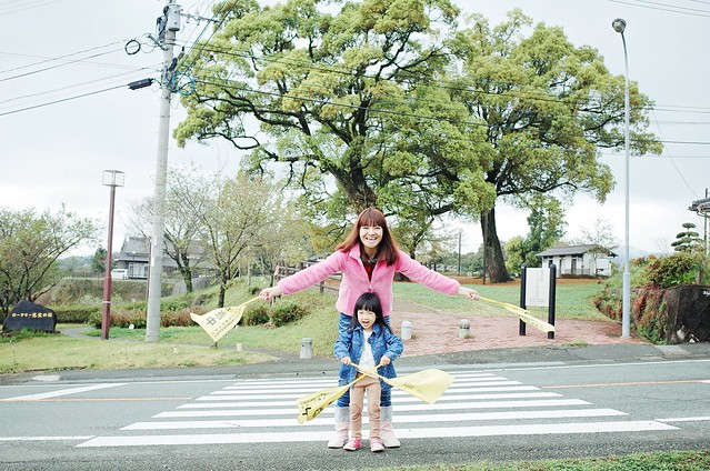 橫斷中~Mother & Daughter