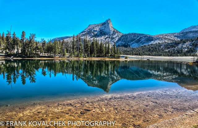 Lower Cathedral Lake in HDR