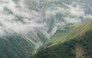The main Caucasian ridge, Georgia | by -Marlon-